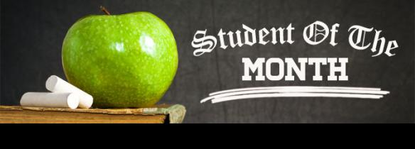 student-of-the-month-banner