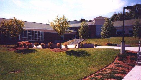 MHS-Courtyard