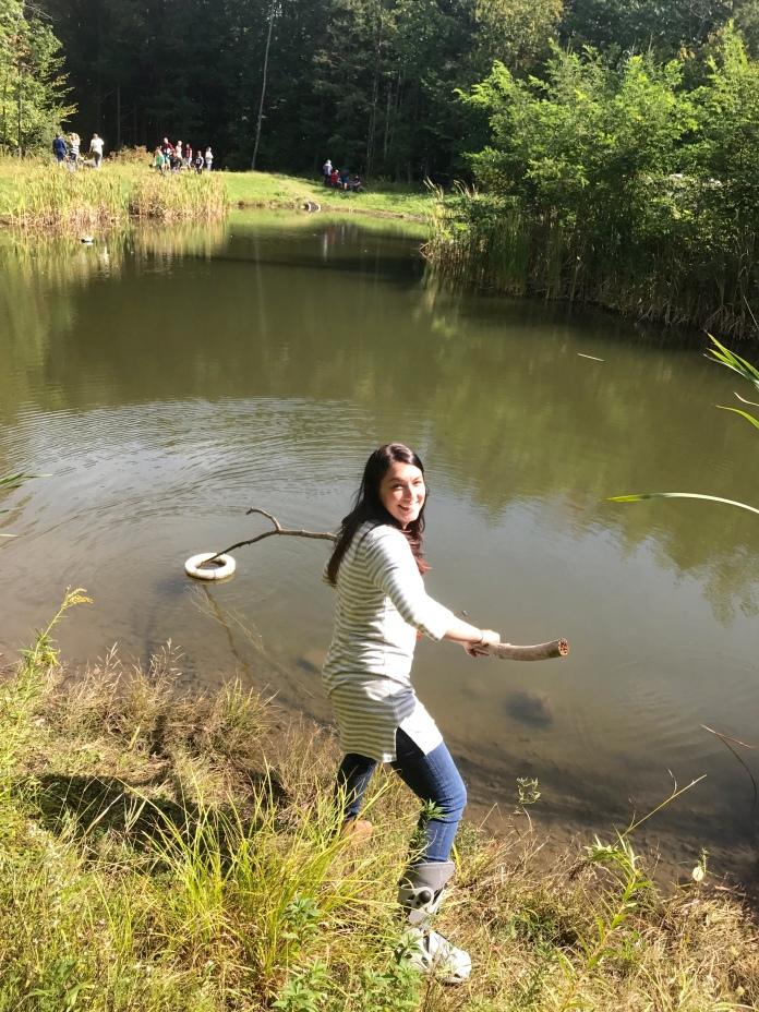 Ripa pond