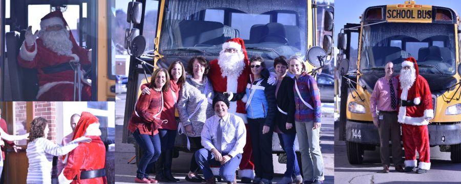 Santa CO visit