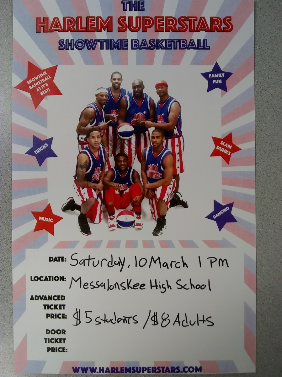 Harlem Superstars!