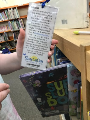 Bookmark project