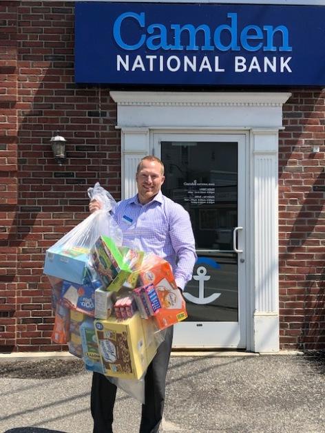 Justin Slocum Camden National Bank