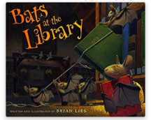 Bats in the library .png
