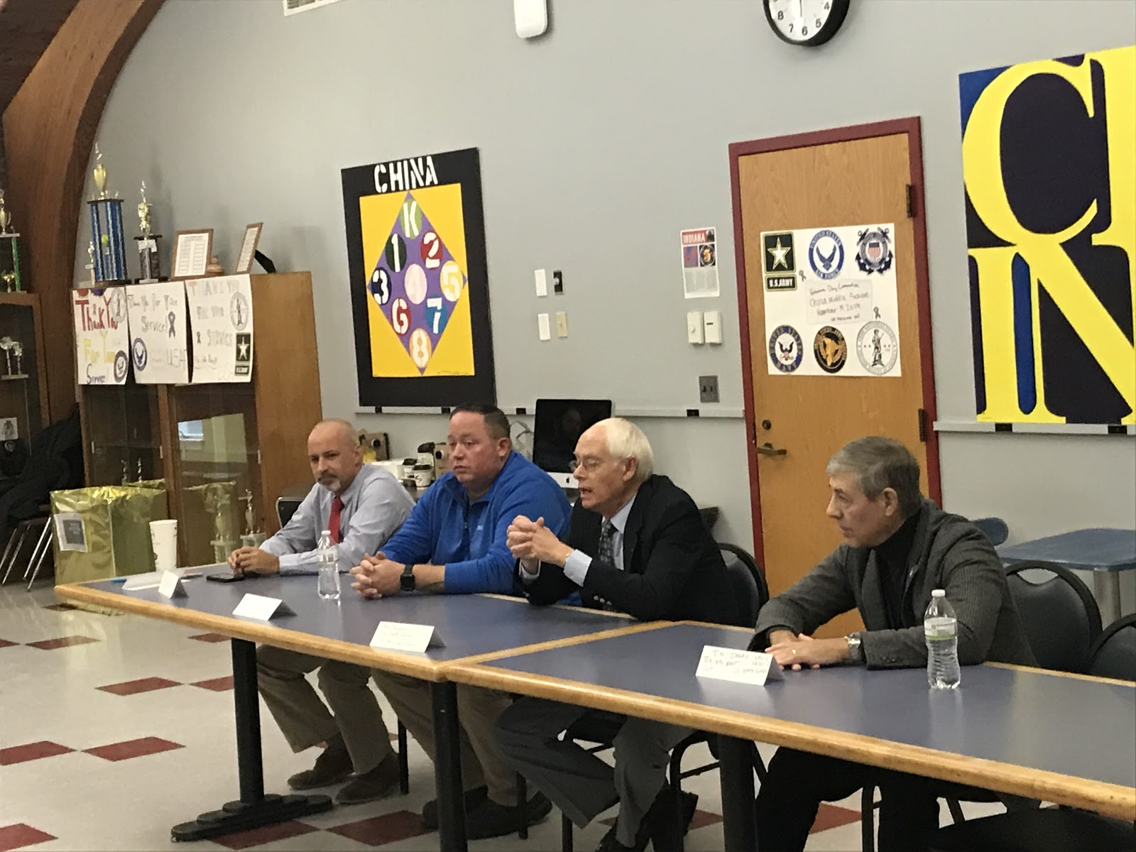 Veterans Assembly - Panel 1